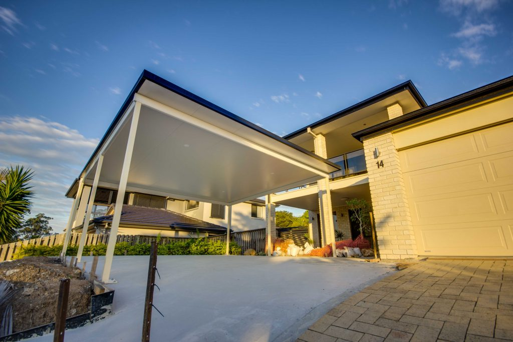 Carport Roof Ideas Designs Brisbane, Gold Coast & Sunshine Coast