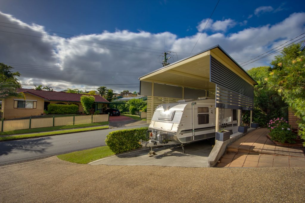 Small Carport Designs for Caravan Brisbane, Gold Coast & Sunshine Coast