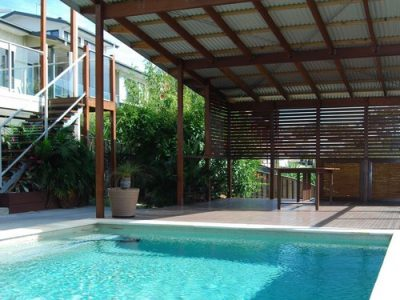 Pool Pergola Design Ideas Brisbane, GOld Coast Sunshine Coast : Contemporary Gazebo