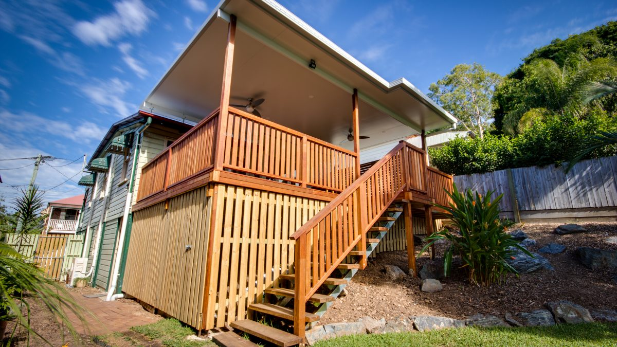 Insulated Patio Roofing Brisbane