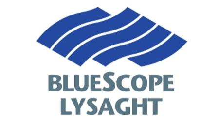 bluescope-lysaght logo
