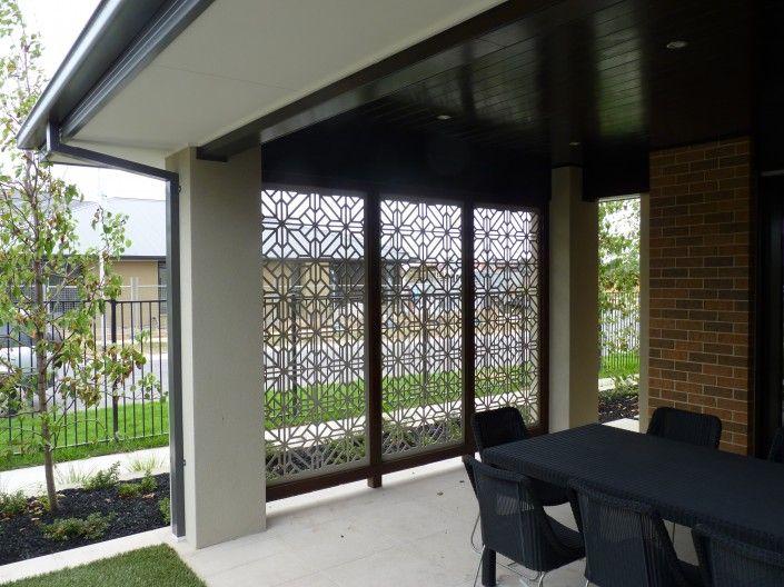 Pergola Screen Ideas Brisbane